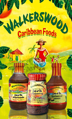 Walkerswood Jerk Products