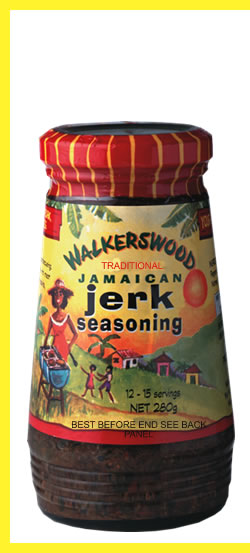 Walkerswodd Traditional Jerk Seasoning
